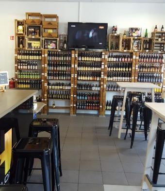 Bar et Cave à bières Echirolles