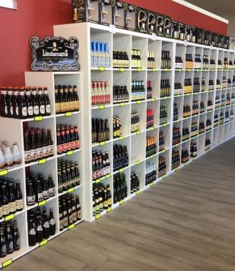 Cave Bar à bières - Sarrebourg