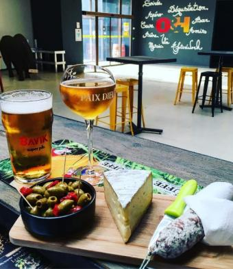 Cave et bar à bière Gujan Mestras