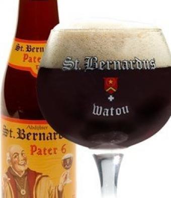 Saint Bernardus 6 Pater