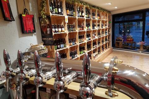 Cave et Bar à bières Valenciennes