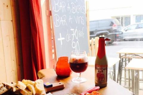 Cave Bar à bières - Lacanau