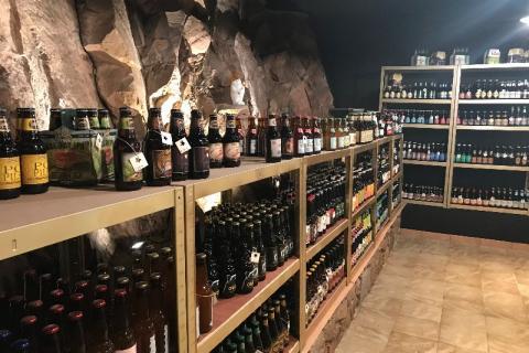 Bar et cave à bières Porto Vecchio